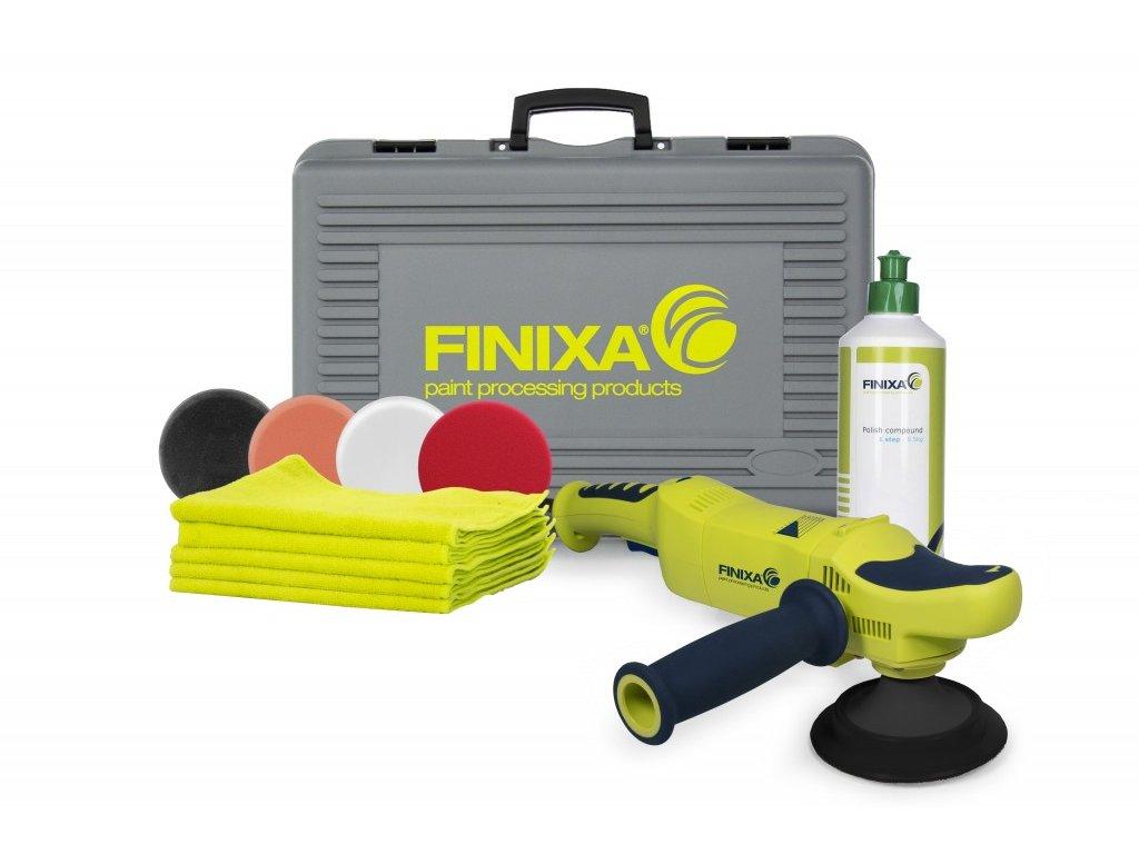 Finixa kompletní sada leštění - kufr