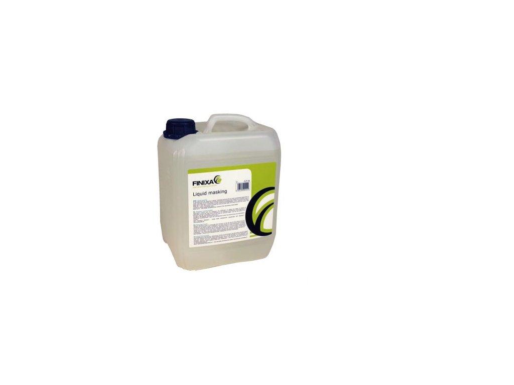 Finixa liquid masking ochranný nástřik omyvatelný - 5L