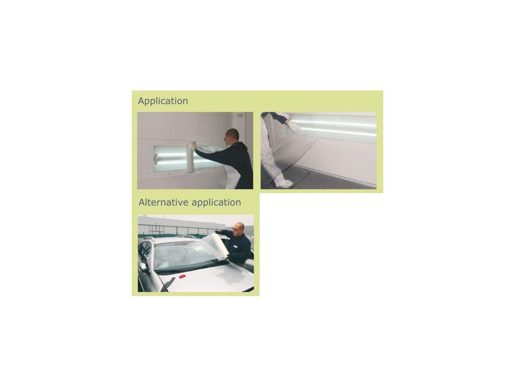 Finixa ochranná fólie kabiny - 600mm x 100m