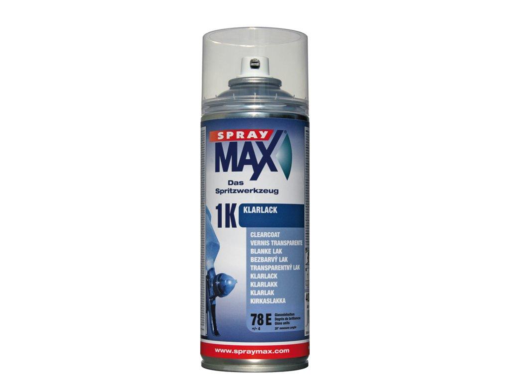 SprayMax 1K Klarlack lesk 400 ml