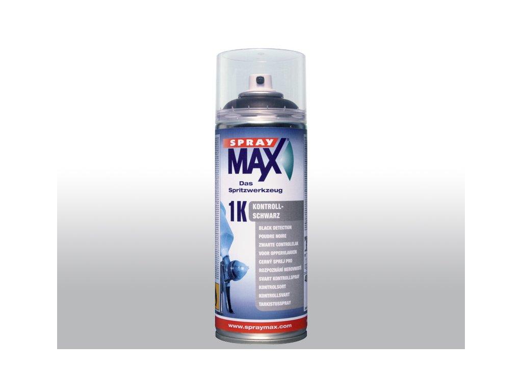 SprayMax 1K kontrolní černá 400 ml