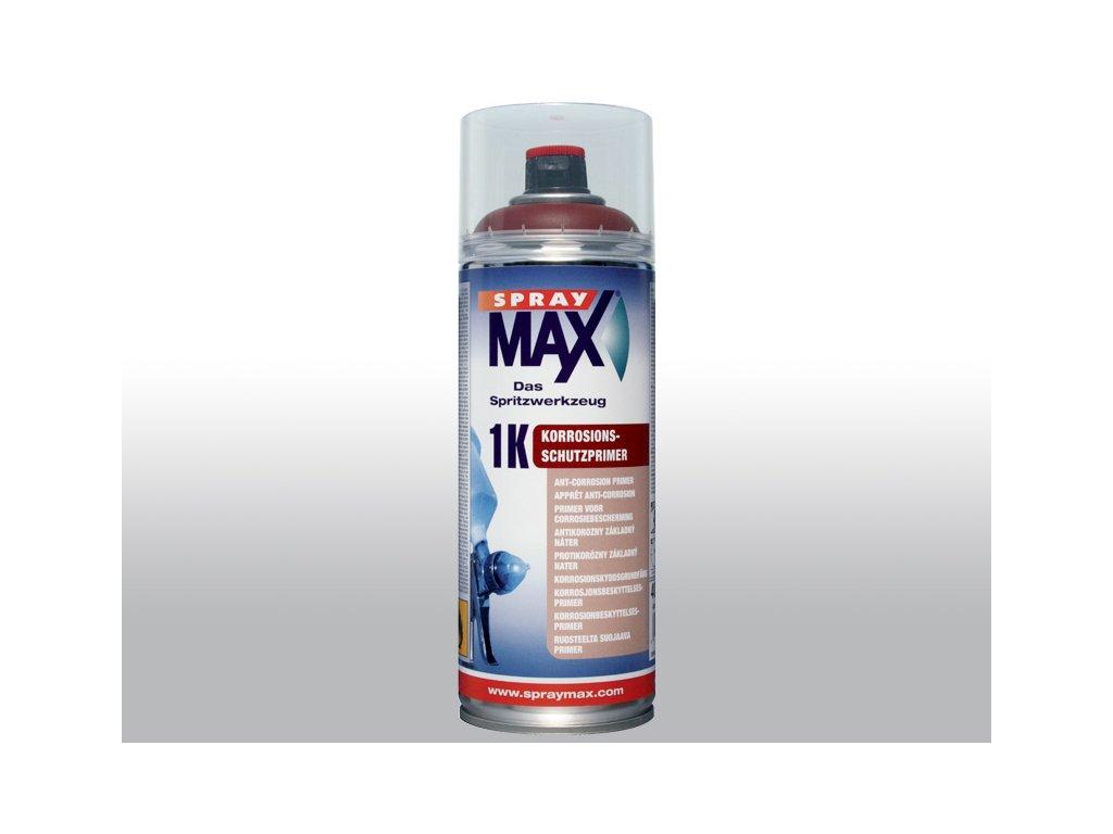 SprayMax 1K antikoroz.základ červenohnědý 400 ml