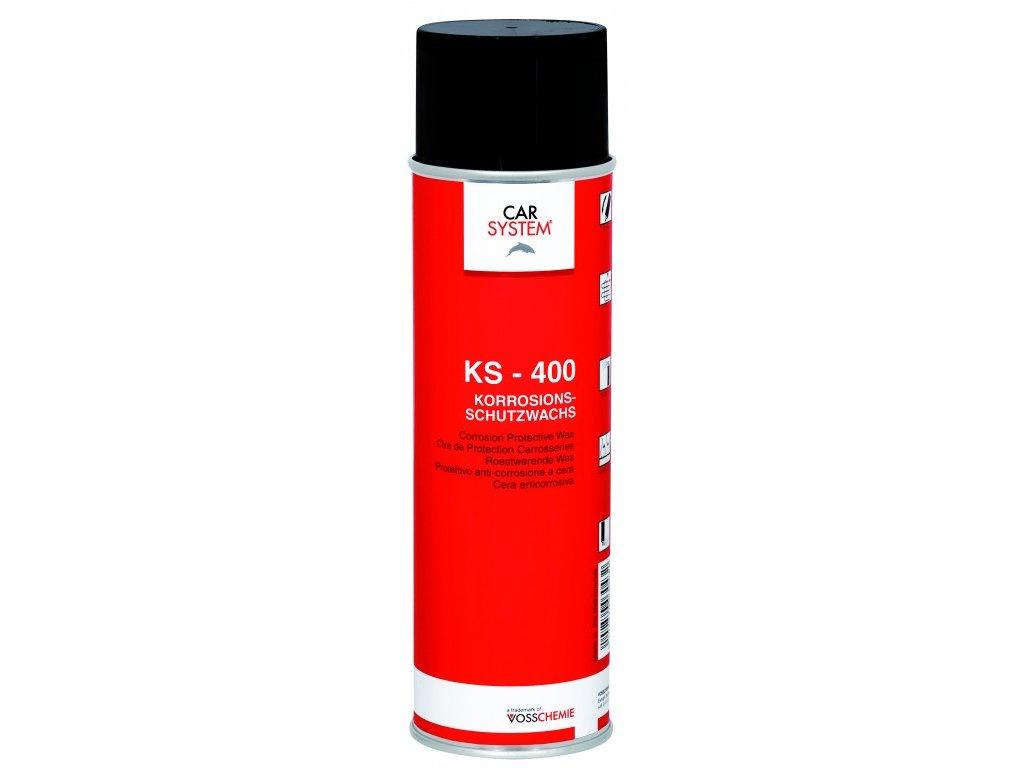 CS KS-400 vosková ochrana proti korozi, 500ml