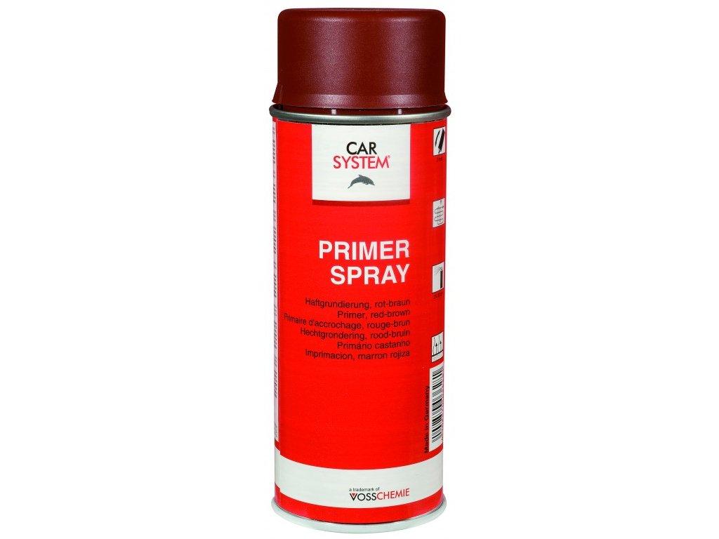 CarSystem základ-SPRAY  červeno hnědý 400 ml