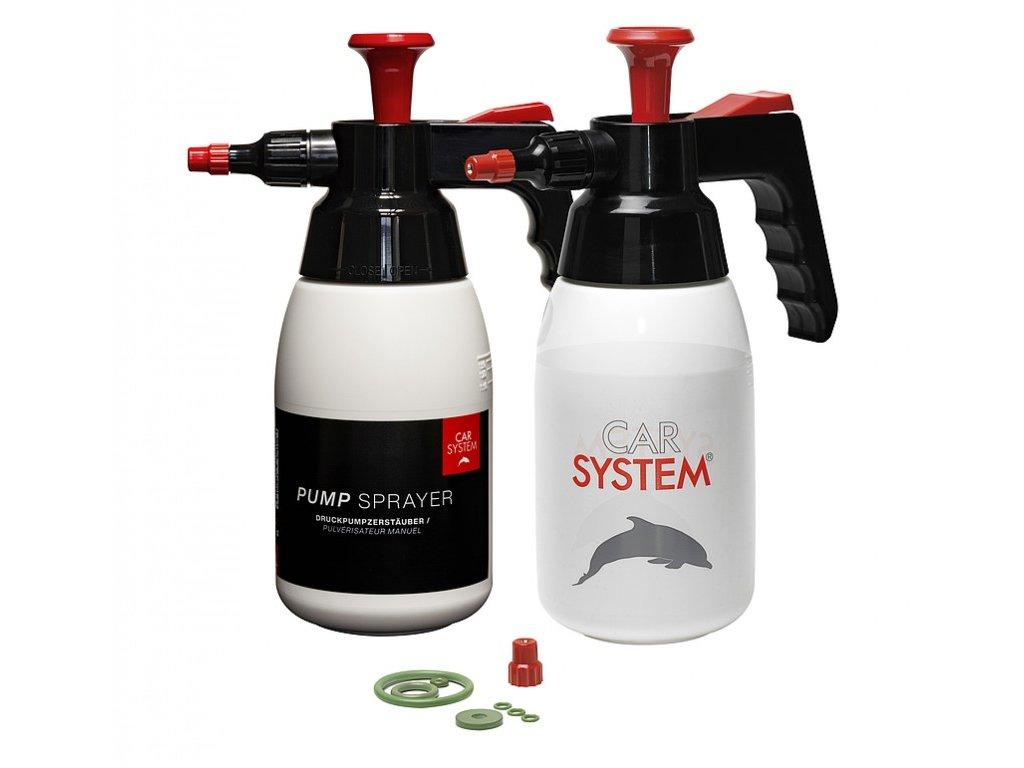 CS PRESSURE PUMP SPRAY CAN, tlak. rozprašovač bílý, 1l
