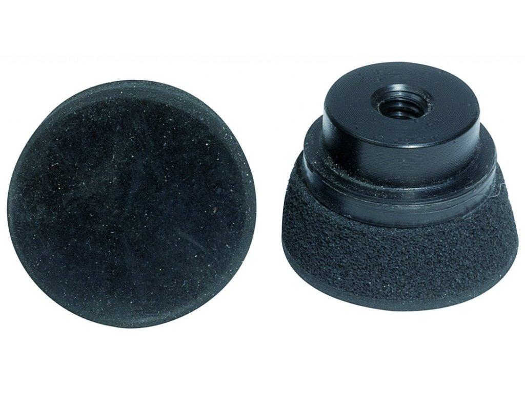 CarSystem mini podložky 28mm nalepovací