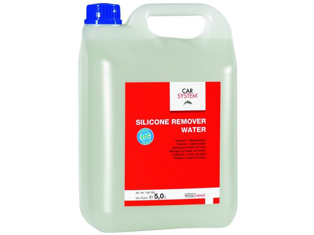 CS silikonový odstraňovač, voda, 5l