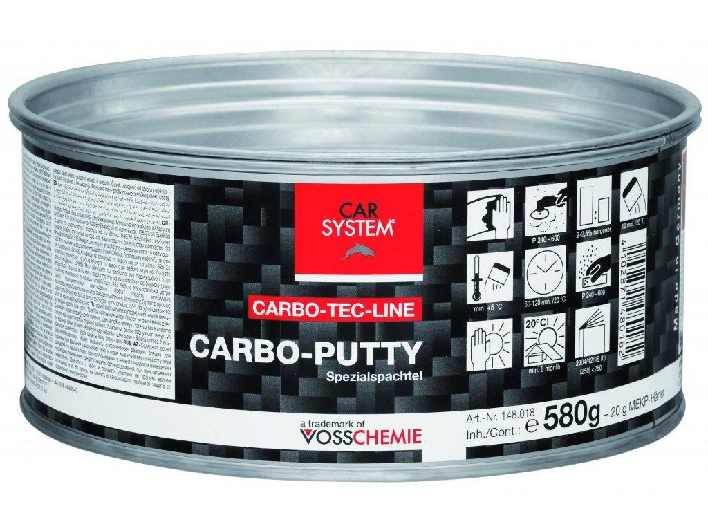 CS CARBO tmel s tužidlem, 0,6kg