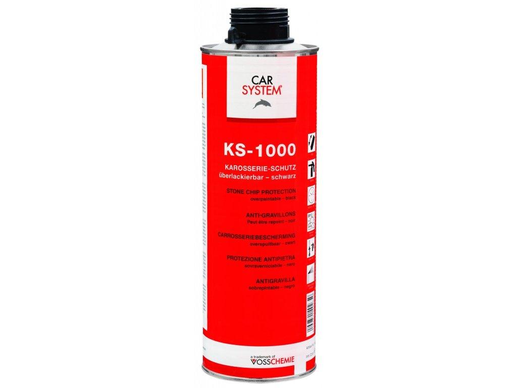 CS KS-1000 StoneChipProtection, black, 1l