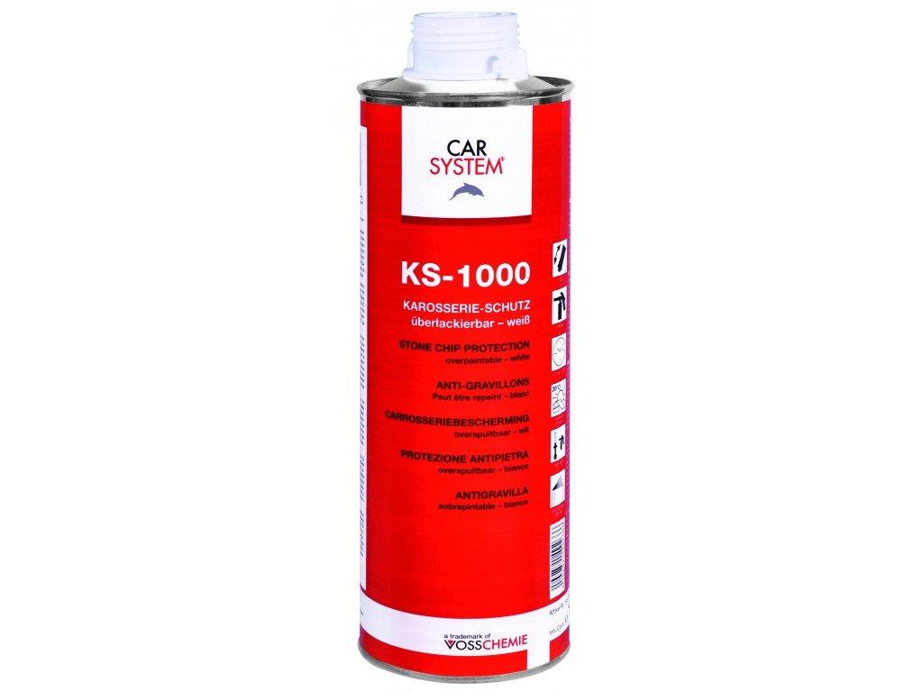 CS KS-1000 Ochrana karoserie, bílá, 1l