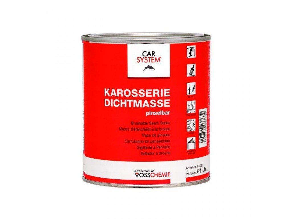 CS KS 50 natíratelná těsnící hmota šedá, 1kg