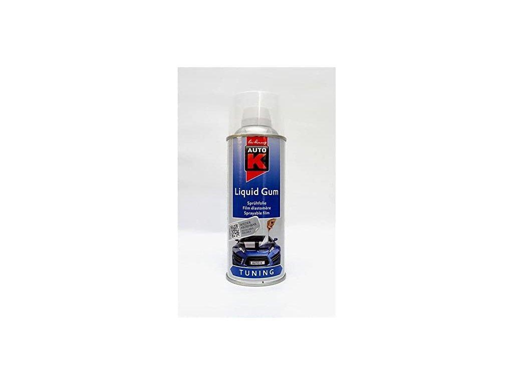 AUTO-K folie ve spreji čirý/průhledný 400ml