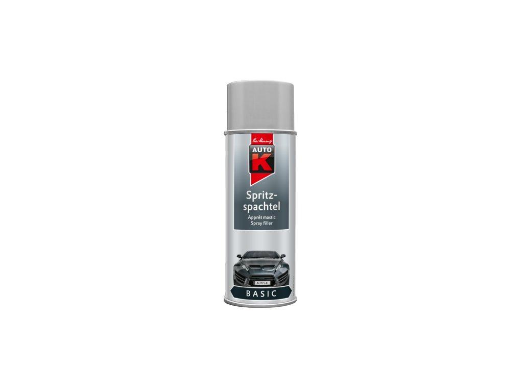 AUTO-K stříkací tmel ve spreji šedý 400ml