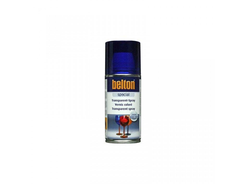 BELTON transparentní barva modrá 150ml