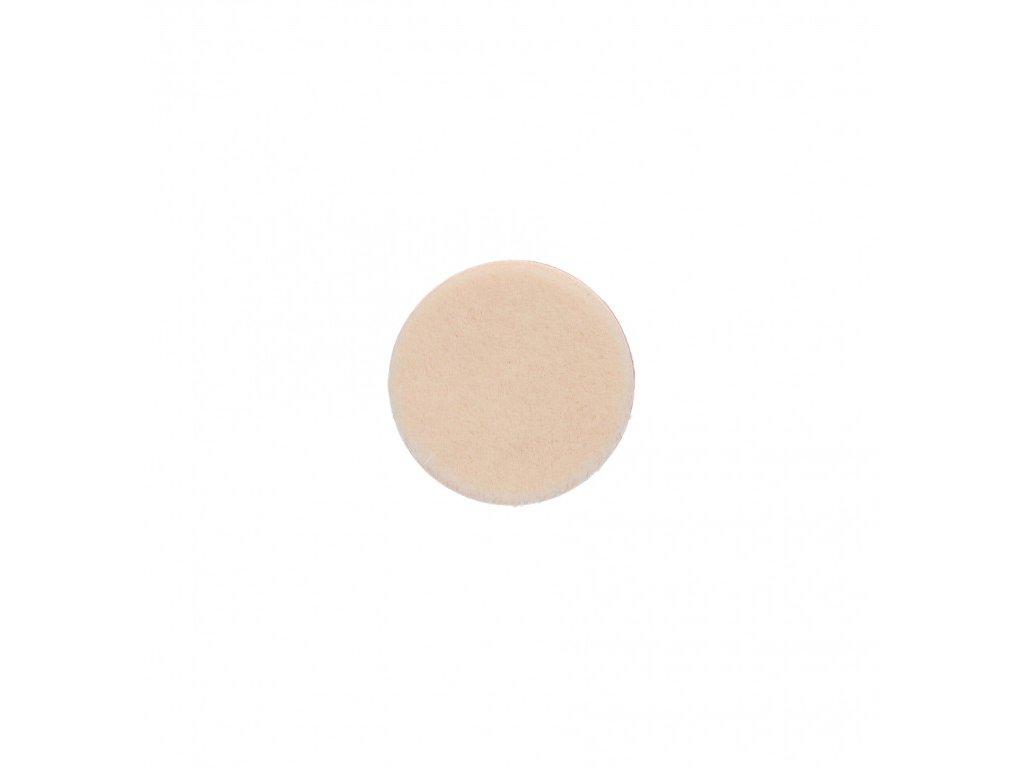Lešticí podložka vlněná 80/5 mm