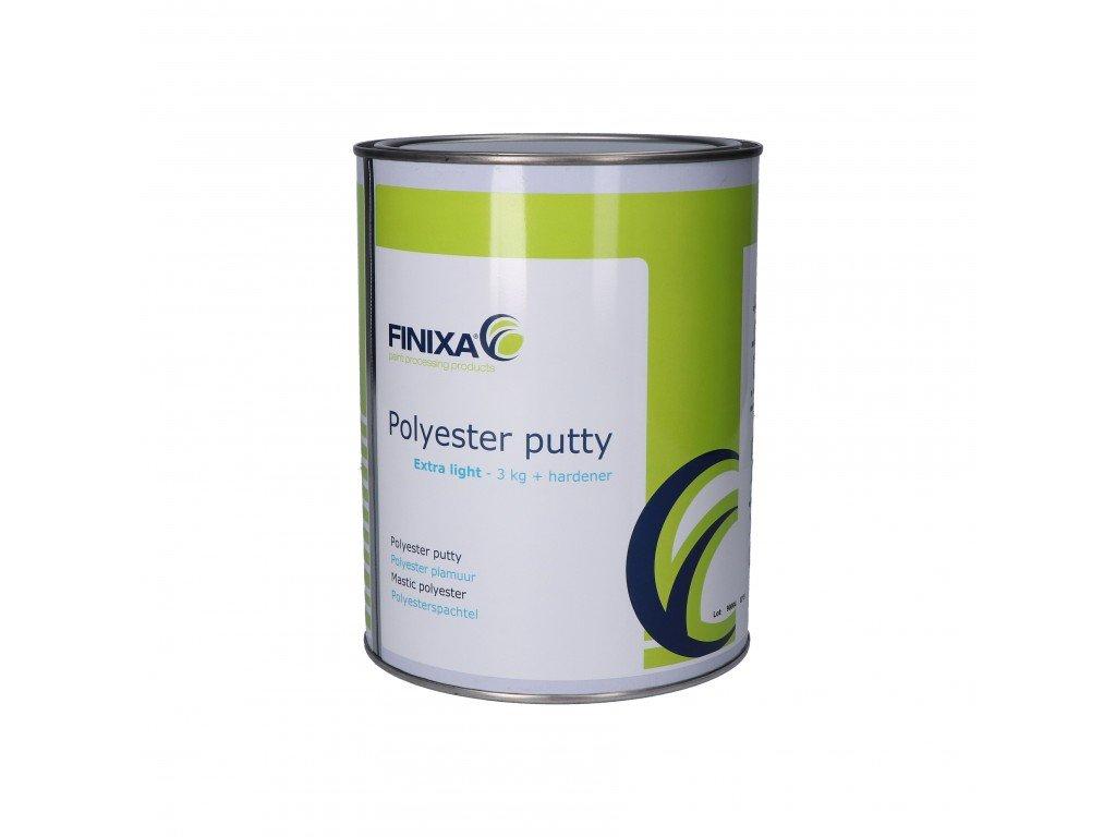 Polyesterový tmel EXTRA LIGHT 3 kg + tužidlo