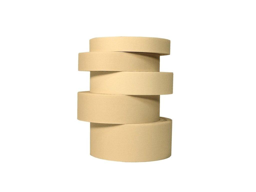 Finixa Maskovací páska 100° béžová 50 mm x 50 m