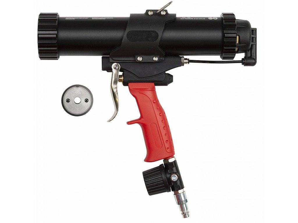 CARSYSTEM UNIFLEX Pneumatická pistol Pro kartuše
