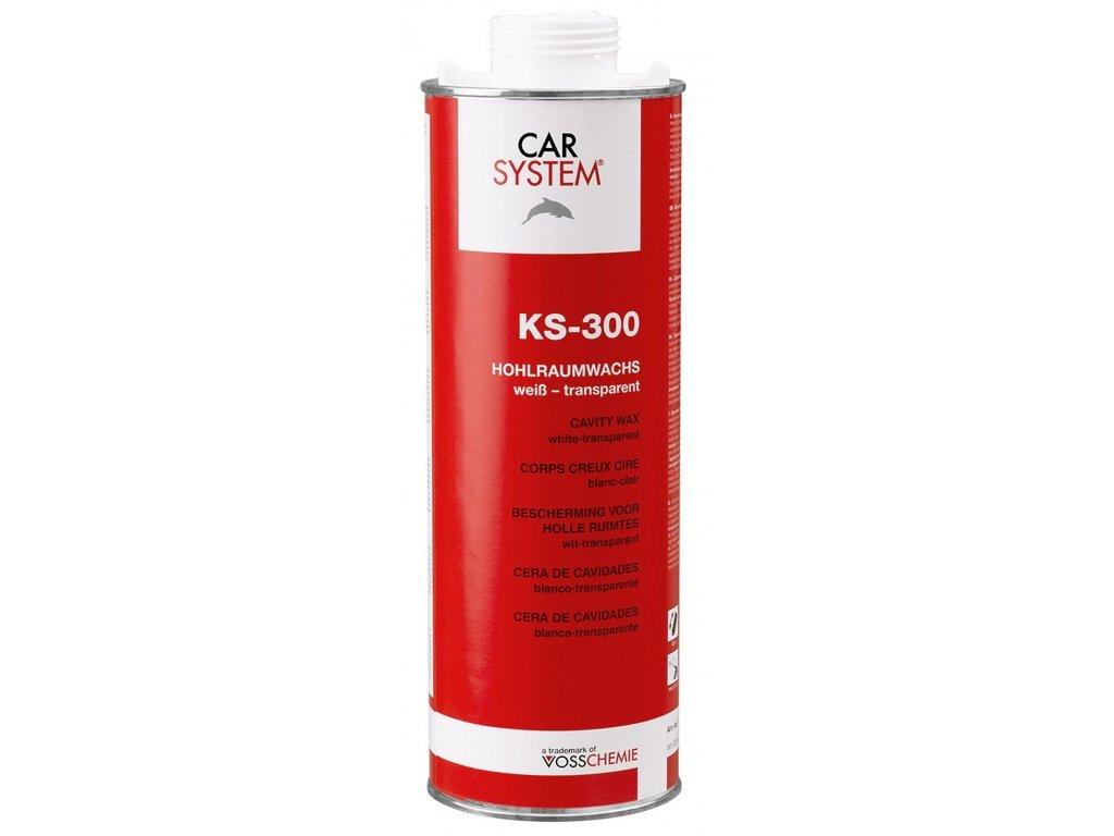 Carsystem KS-300 Hohlraumwachs Konzervace dutin 1 l