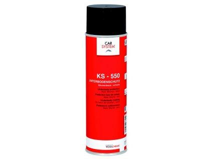 CS KS-550 Bitumen SPRAY černý, 500ml