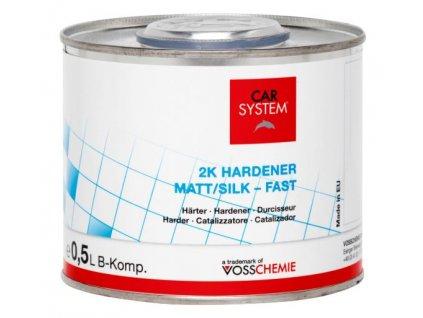 CS 2K VOC matné tužidlo/ hedvábný mat - STANDART 0,5l