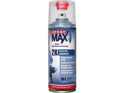 SprayMax čirý lak matný 400ml