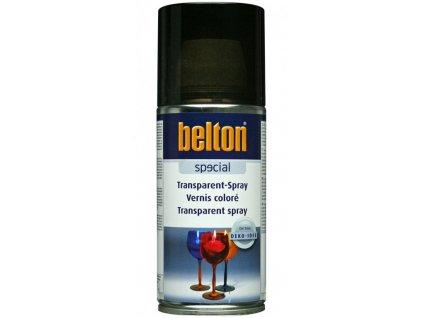 BELTON transparentní barva černá 150ml
