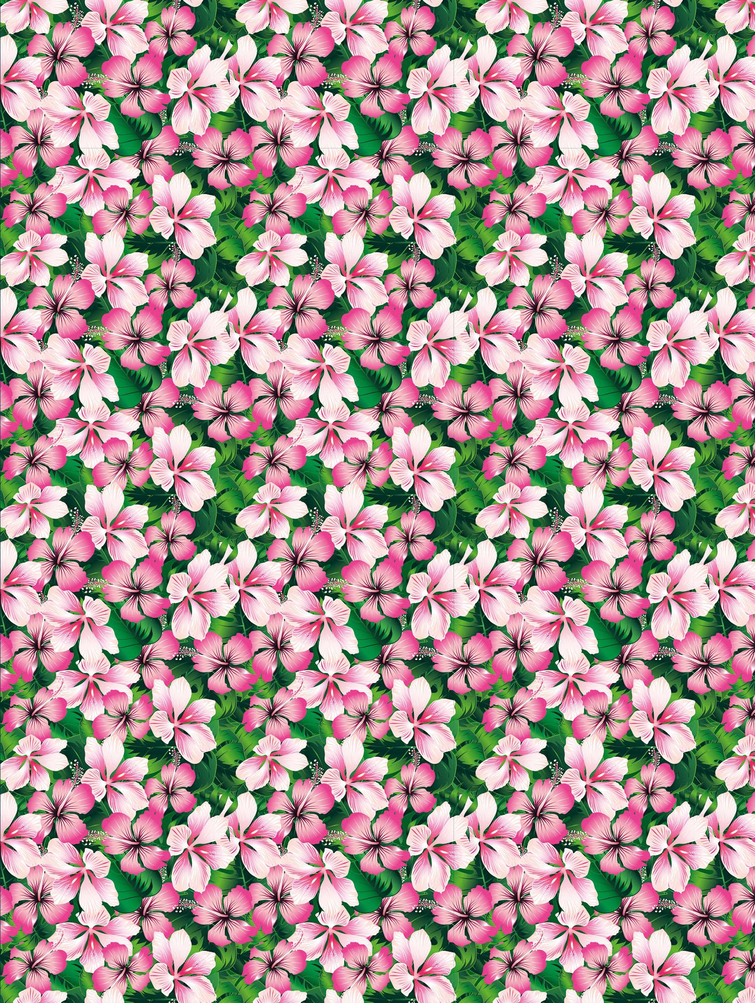 7 - Květované vzory