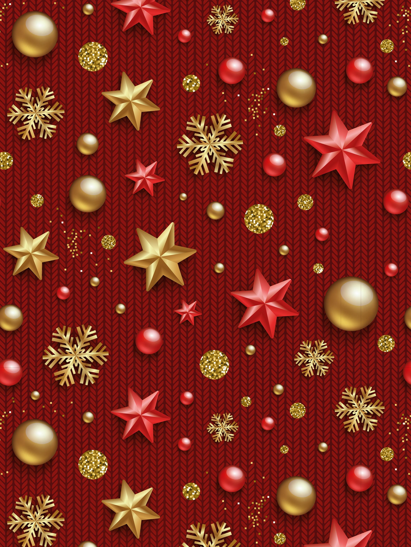 9 - Vánoční vzory
