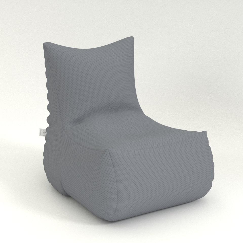 Jednobarevná kolekce sedacích pytlů a vaků