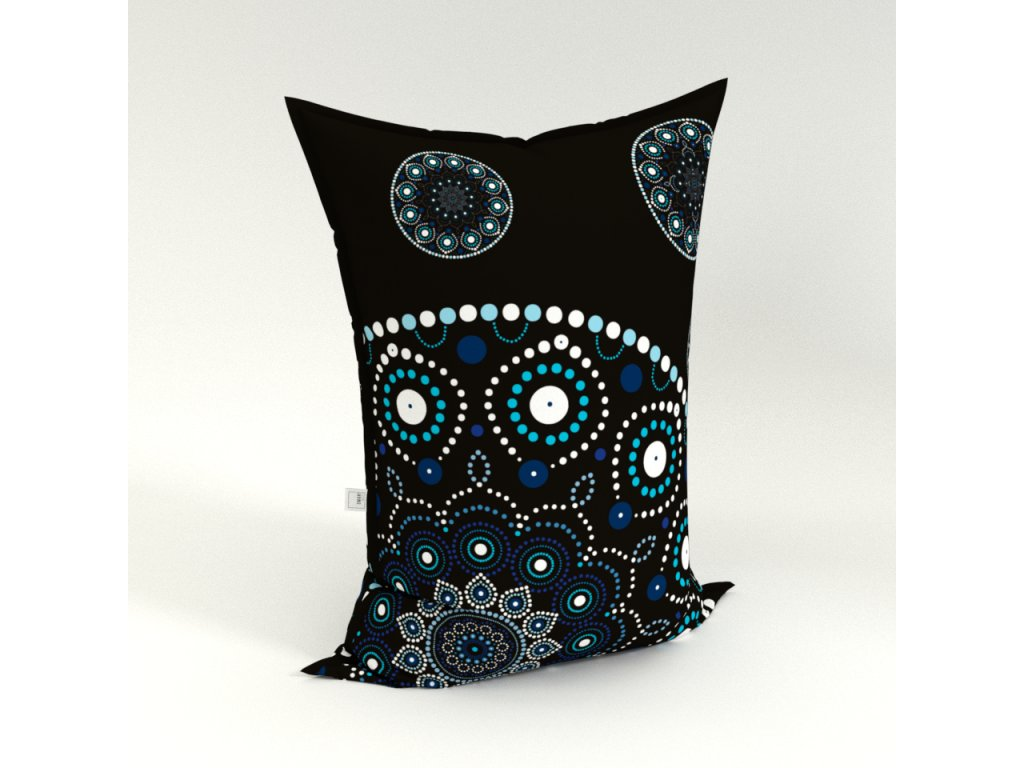 mandala pillow 9