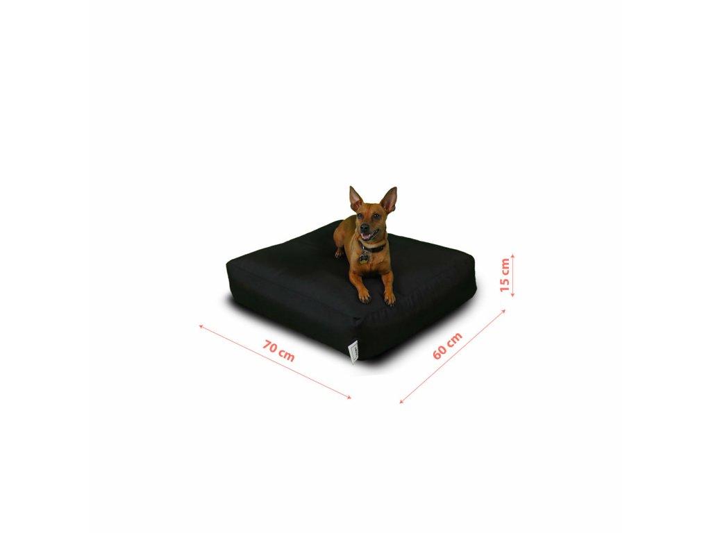 SMART DECO matrace pro psy S rozmery
