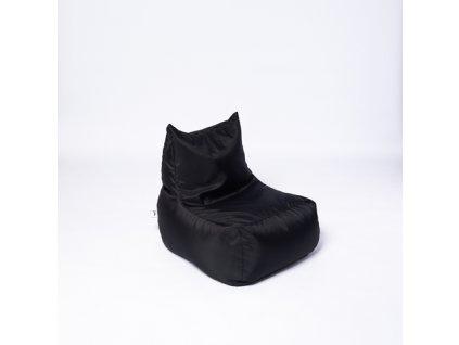 Sedací vak Armchair černá - výprodej