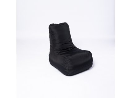 Sedací vak Chair černá - výprodej