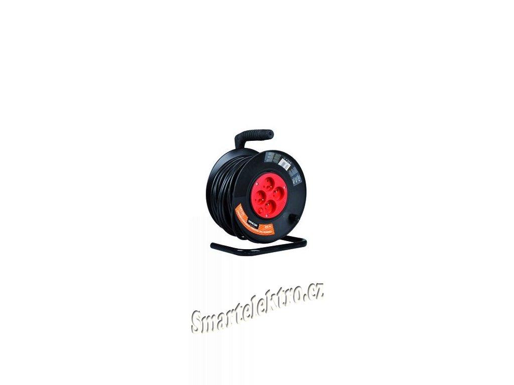 Sencor Prodlužovací kabel na bubnu SPC 50 25m 4 zásuvky
