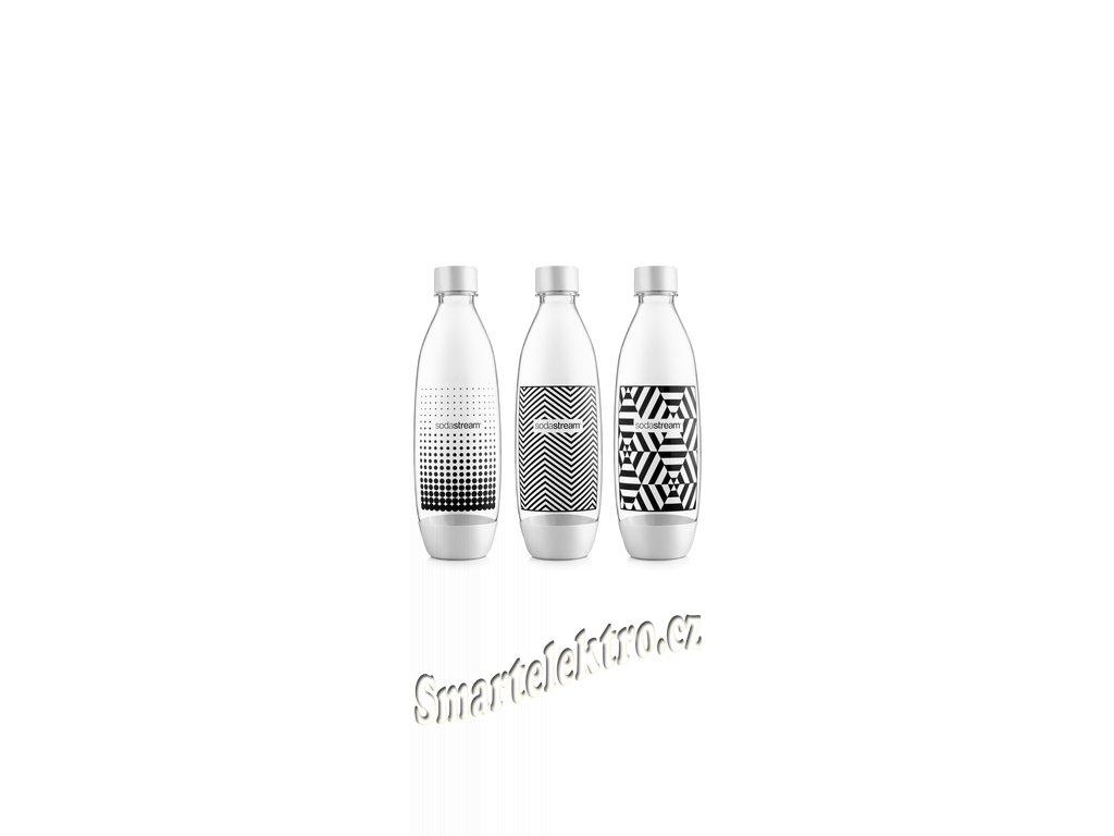 Lahev TriPack 1l Fuse Black&White SODAS