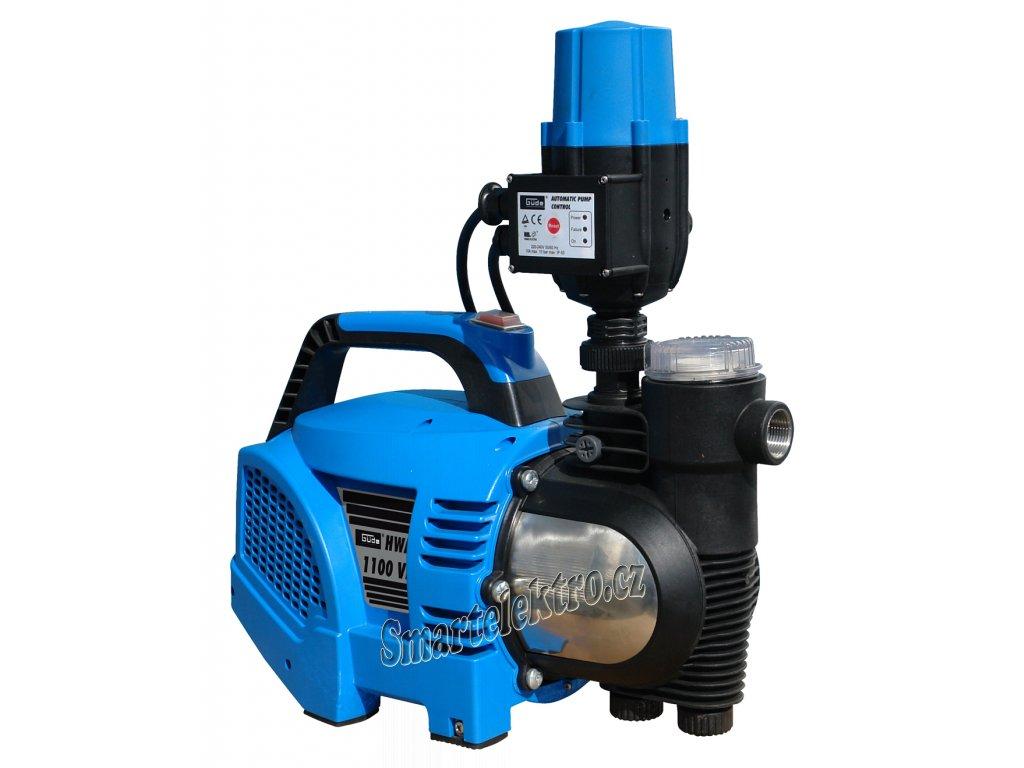 Domácí vodní automat HWA 1100 VF  + ZDARMA pracovní rukavice