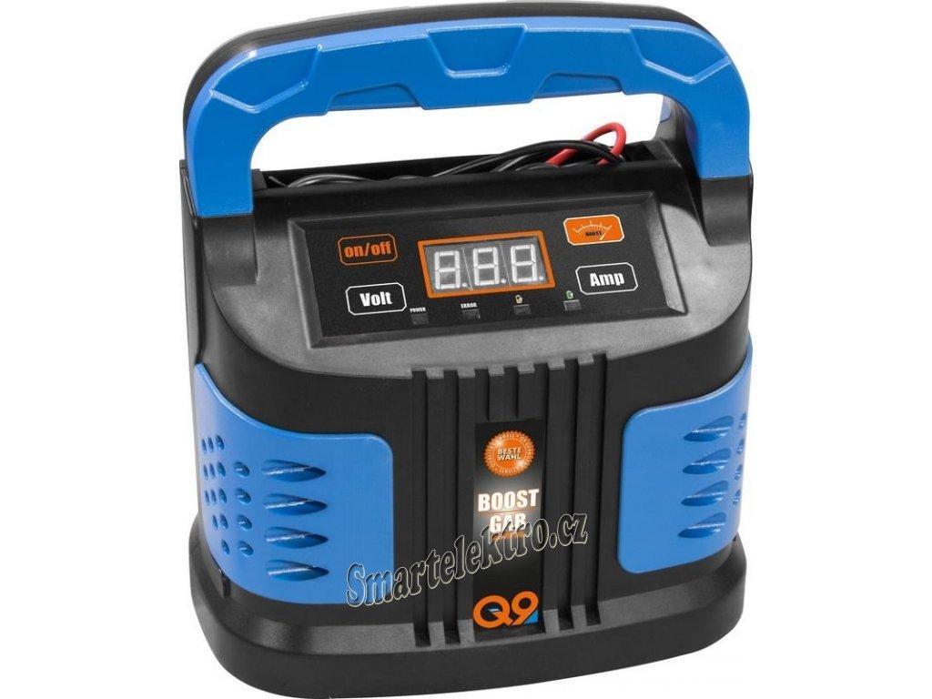 Automatická nabíječka baterií GAB 10 A BOOST