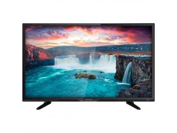 SLE 2468TCS H.265 (HEVC) SENCOR  + ZDARMA kabel HDMI