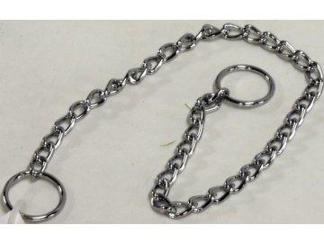Řetěz - obojek stahovací 2,0mm/40cm
