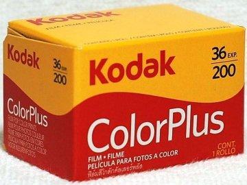 kinofilm kodak color plus 200 36