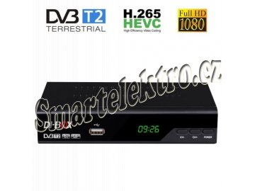 set top box di box v3 fullhd s hevc h 265 dvb t2 usb prijimac