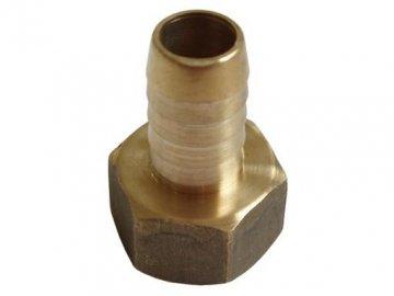 """Adaptér hadičník 3/4""""x20 vnitřní závit mosaz 6820 na zahradní ventil 1/2"""""""