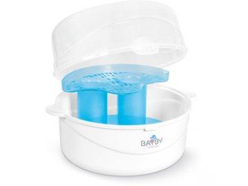 BAYBY Mikrovlnný parní sterilizátor BBS 3000