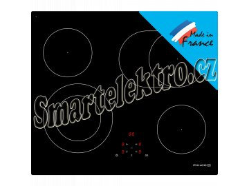 Sklokeramická varná deska PHILCO PHS 692 DC+bezplatný servis 36 měsíců po registraci  + čistič na varné desky