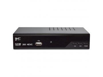 GS220T2 H.265 USB PVR PŘIJÍMAČ GOSAT