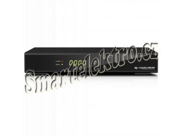 AB CryptoBox 800UHD DVB-S2 4K přijímač  + zdarma HDMI kabel