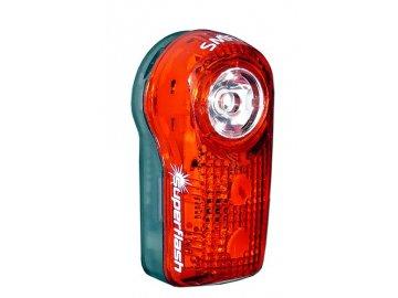 zadni blikacka smart rl 317 r 0 5w led cervena