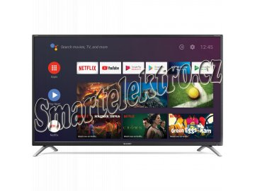 SHARP 43BL2EA ANDROID UHD TV