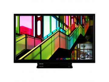 TOSHIBA 24W316DG SMART HD TV T2/C/S2